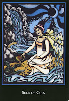 Seer of Cups World Spirit Tarot