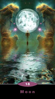 The Moon Quantum Tarot from Kunati by Kay Stopforth and Chris Butler