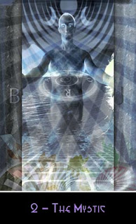 The Mystic The Son Tarot Christopher Butler