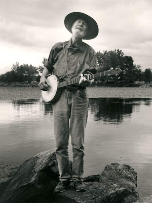 Pete Seeger, Folk Music, Pete Seeger Birthday, March 3 Birthday, Pete Seeger Folk