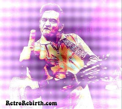 Johnny Cash, Johnny Cash Birthday, , Johnny Cash Middle Finger, Happy Birthday Feb 26, Country Music Musician