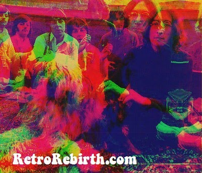 Beatles, John Lennon, Paul McCartney, George Harrison, Ringo Starr, Beatles History, Psychedelic Art, Beatles Psychedelic, Beatles 1968