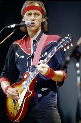 Mark Knopfler, Dire Straits, Mark Knopfler Birthday August 12