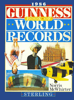 Guinness Book Of World Records 1955