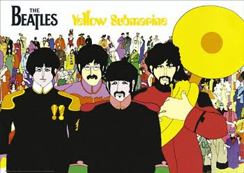 Beatles, Beatles Yellow Submarine, Yellow Submarine