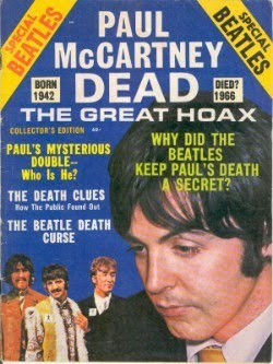 The Beatles, Paul Is Dead