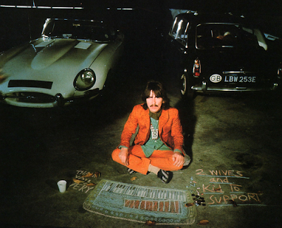 George Harrison, Wonderwall, George Harrison 1967