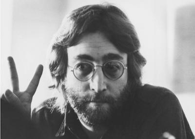 John Lennon, John Lennon Peace Sign