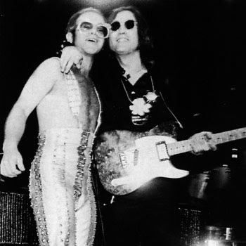 John Lennon, Elton John, John Lennon and Elton John, John Lennon last concert 1974