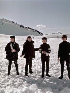 Beatles, John Lennon, Paul McCartney, Ringo Starr, George Harrison, Beatles Snow
