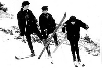Beatles Skiing