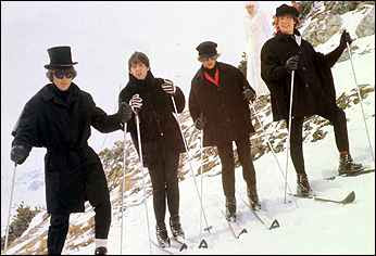 Beatles, Beatles Skiing