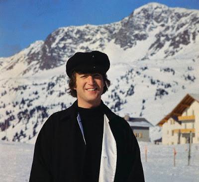 John Lennon, John Lennon Snow, John Lennon Mountains