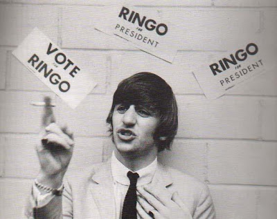 Ringo, Ringo For President