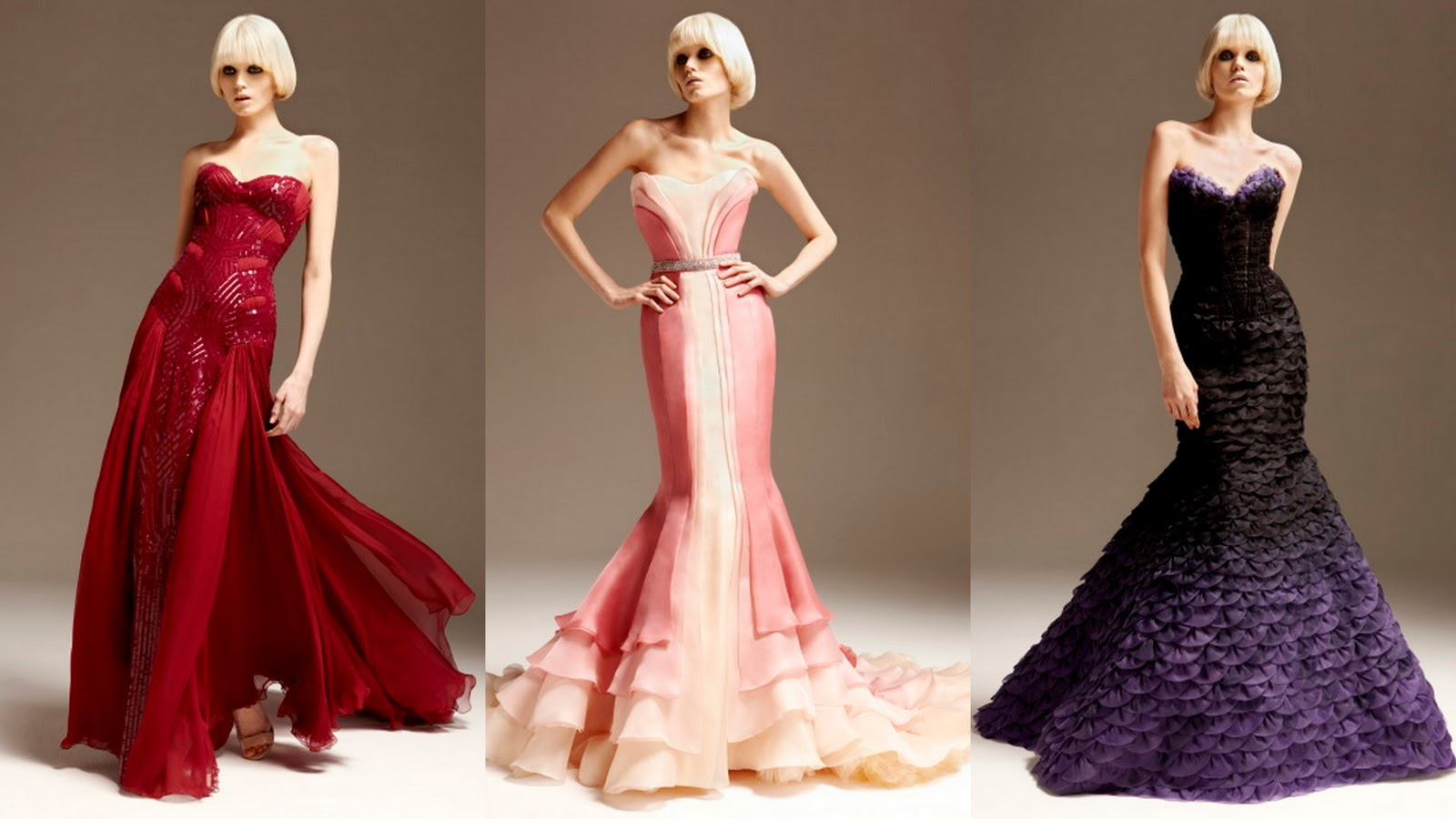 Versace Evening Dresses - ShopStyle