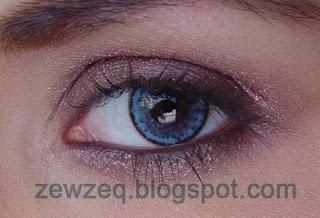 Ciba Vision Elegance Dark Blue