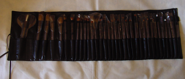eBay fırça seti