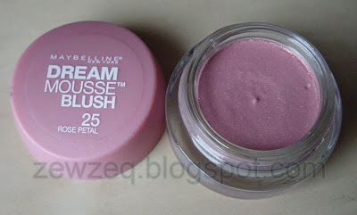 Maybelline Dream Mousse Rose Petal