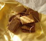 Espresso Shortbread