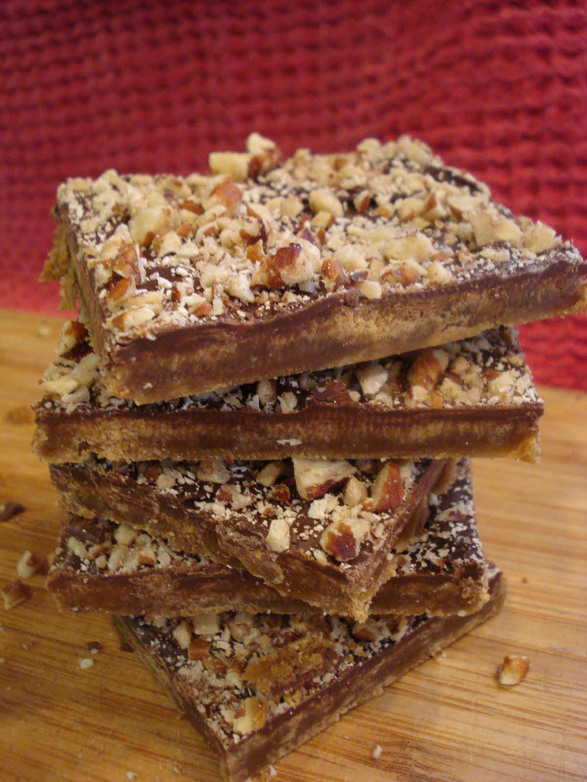 The Cookie Scoop: Mocha Toffee Bars