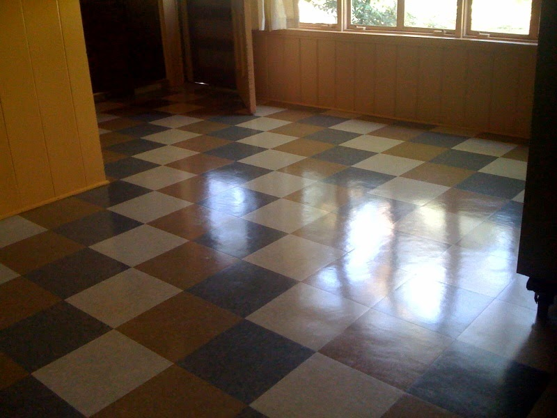 Dallas And Fort Worth Mid Century Modern Vinyl Tile And