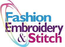 Fashion, Embroidery & Stitch
