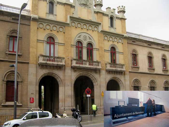 Horta noticias de horta nou barris barcelona y m s for Oficina atencio al ciutada