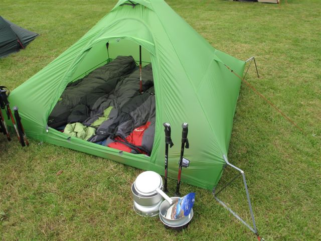 The Mythos Solo and Mythos Duo are one and two person lightweight tents; the external frame construction and easy clip system make them very easy to pitch ... & Canny Camping: Robens adds ultralight tents