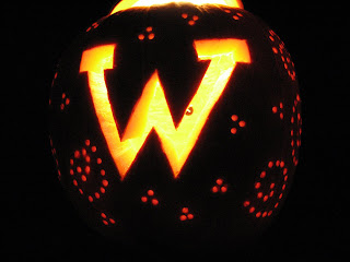 The Woods Pumpkin Carving