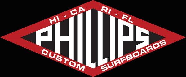 Jim Phillips Custom Surfboards