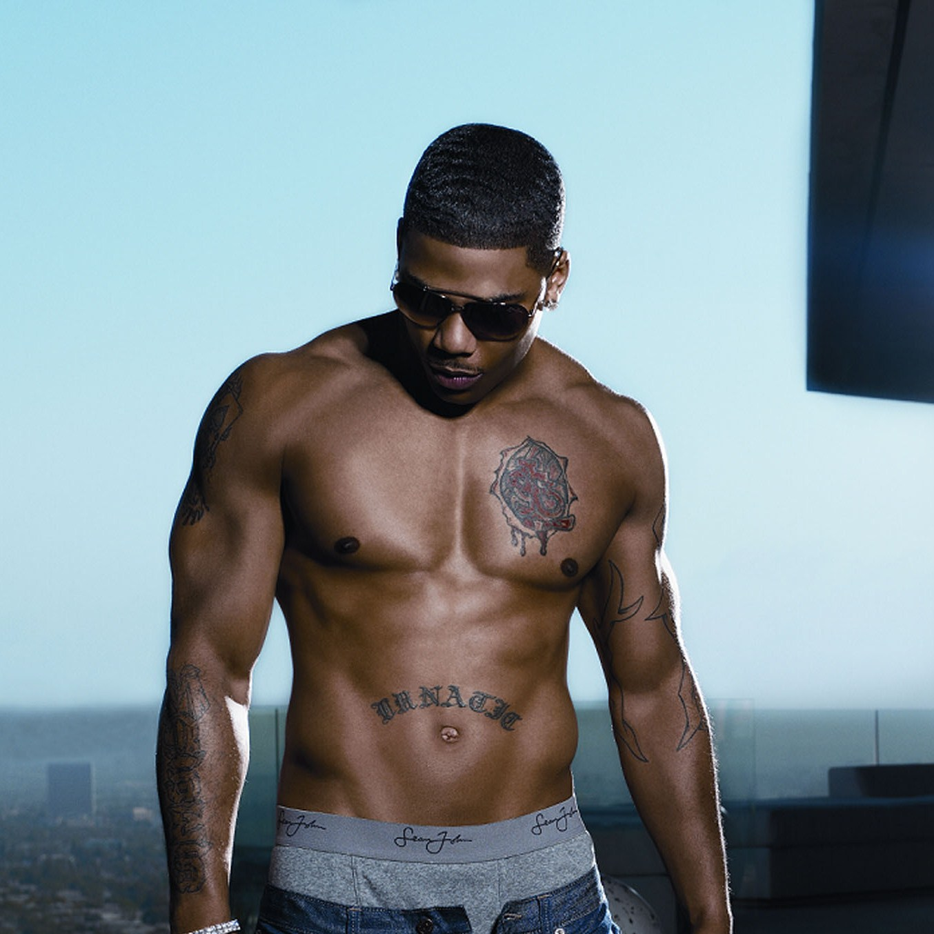 MV : Nelly Ft. Akon and T-Pain