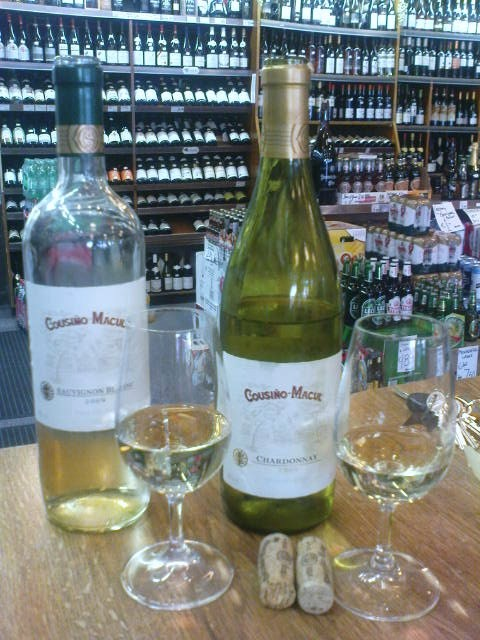 macul girls White wine chardonnay cousino macul maipo valley, chile glass $7 bottle $29  riesling kung fu girl  columbia valley, washington glass $7 bottle $29.