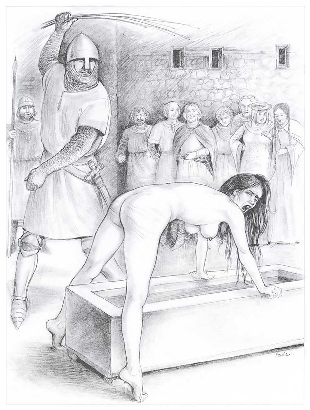 Medieval punishment nude girl hentai movie