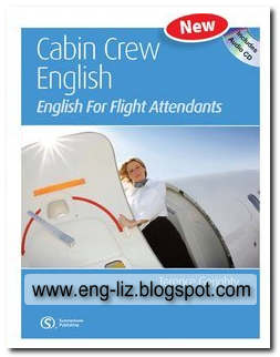 English for Cabin Crew (Audio) By Terence Gerighty
