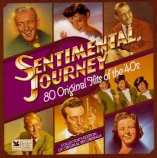 Various Artists Sentimental Journey: 80 Original Hits of The '40s [4 CD Set]