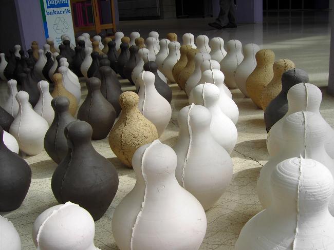 Orquestra , Bilbao , 2008.
