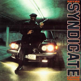 Rhyme Syndicate - Comin' Through (1988)