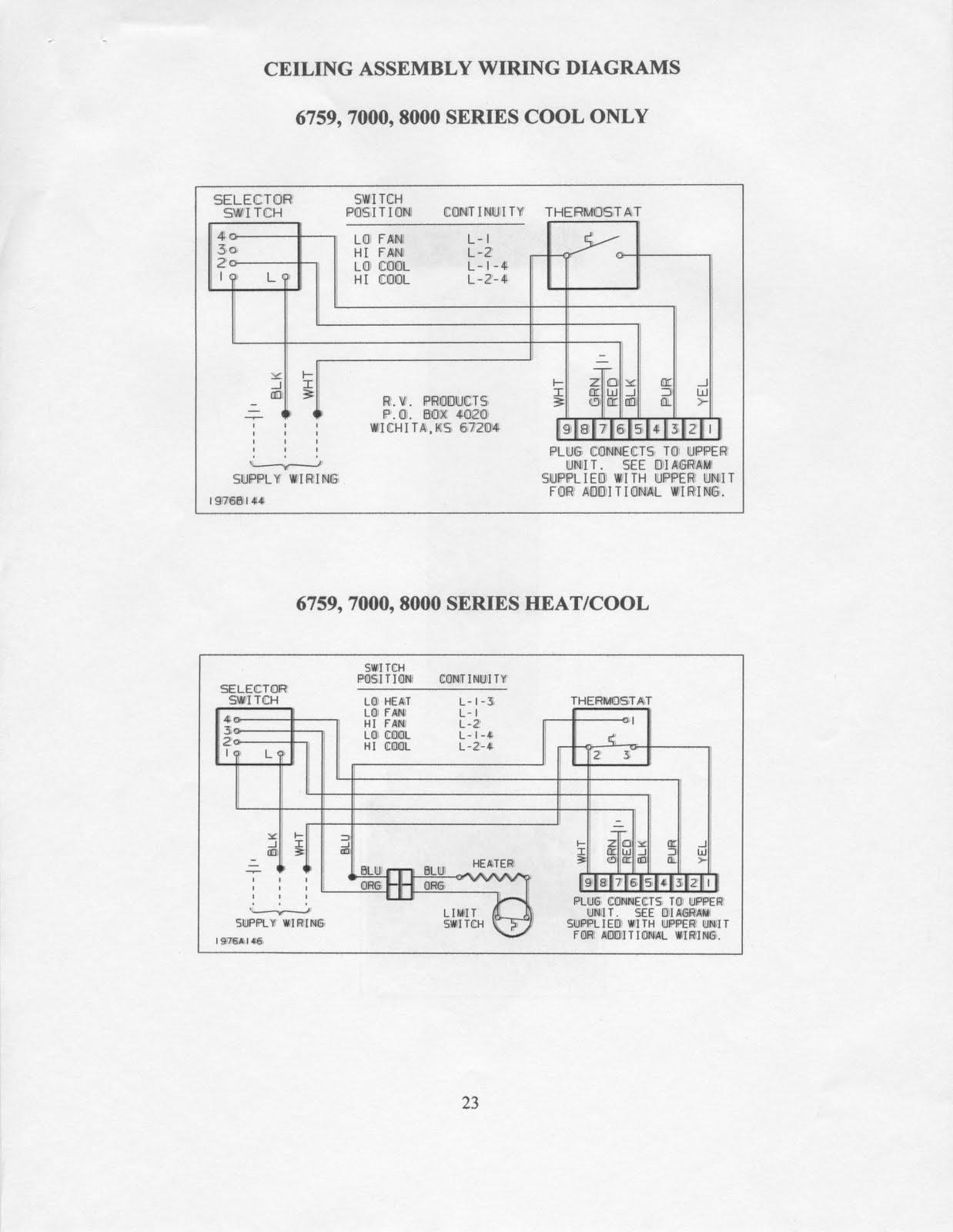Ungewöhnlich Coleman Ac Schaltplan Fotos - Schaltplan Serie Circuit ...