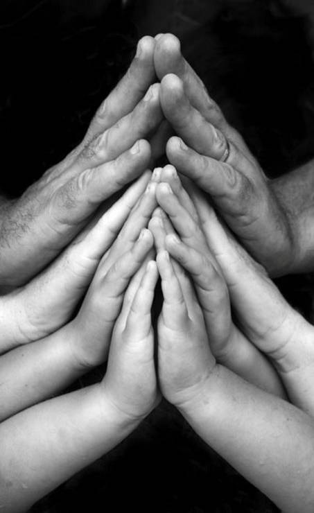 pictures of hands praying. 7. Lift Up !!