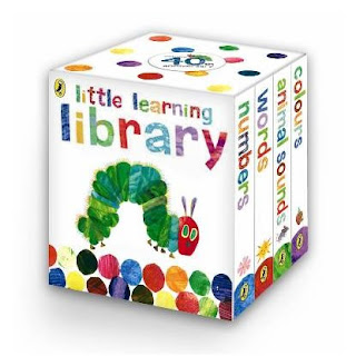 Little Learning Library by Eric Carle