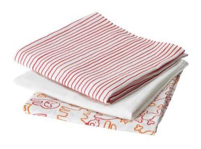 Ikea: BARNSLIG Muslin squares
