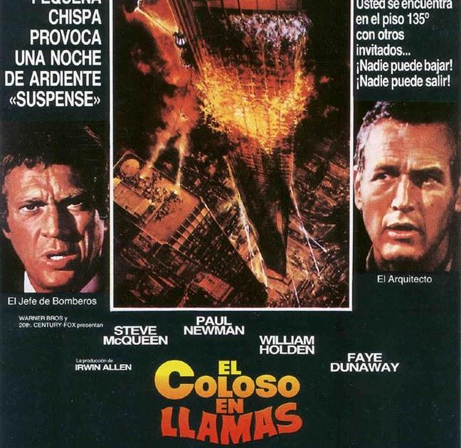 El Coloso en LLamas (1974) MKV