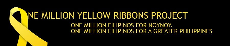 The One Million Yellow Ribbons Project