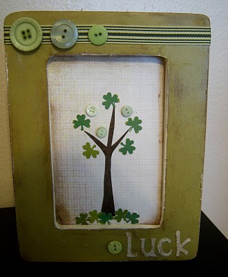 [Luck+picture+frame]