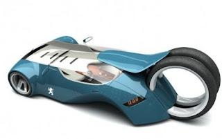 Showcasing Concept Car