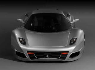 Ferrari F250 Concept Car