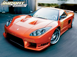 Acura NSX Modifications Cars