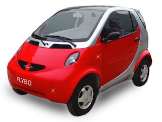 flybo electric car