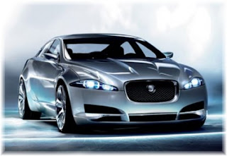 Jaguar C-XF Concept Car