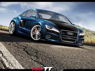 Audi TT 2010 Concept by Stan88